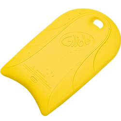 Injection molded EVA Kickboard by Creation Foam manufacturers USA