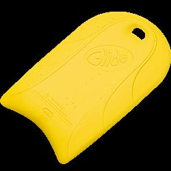 Planche de natation Glide  développée produite par Créations Foam en injection moulage de mousse EVA