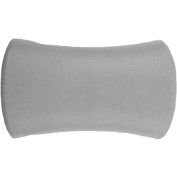Injection molded foam spa pillow  by Creation Foam manufacturers USA