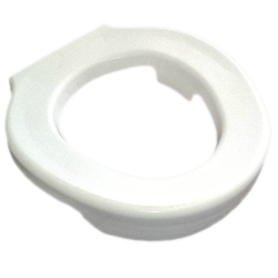 Hospital care toilet seat Durable Medical Equipment (DME) XL EXTRALIGHT Foam