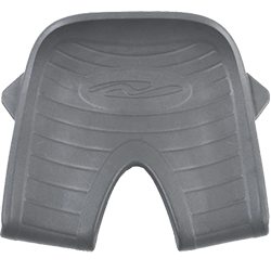 Siège de Kayak Johnson Outdoor par injection moulage de mousse par Créations Foam  producteur USA