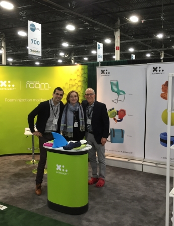 Foam Creations team at Foam Expo 2020