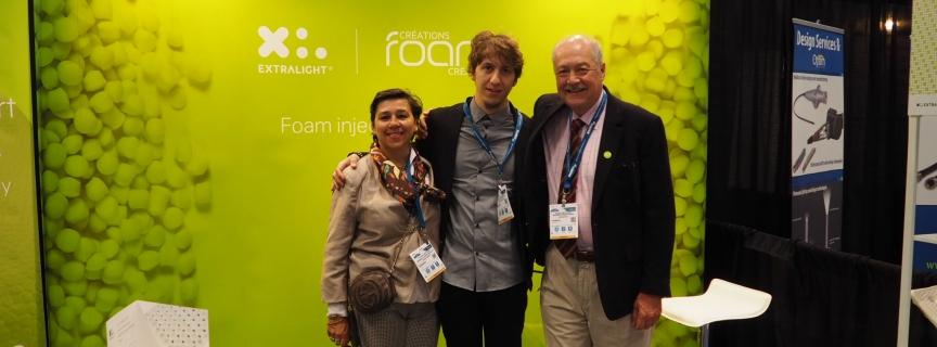 foam creations president Andy Reddyhoff
