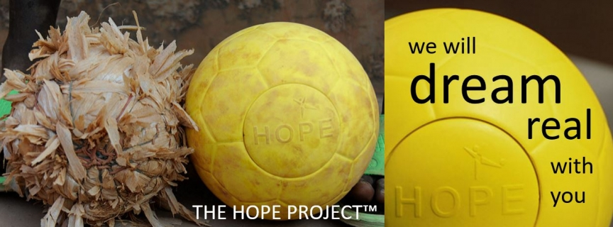 Hope and One World Futbol Project