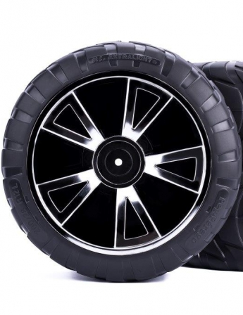 Foam Injection molding durability with XL EXTRALIGHT tires